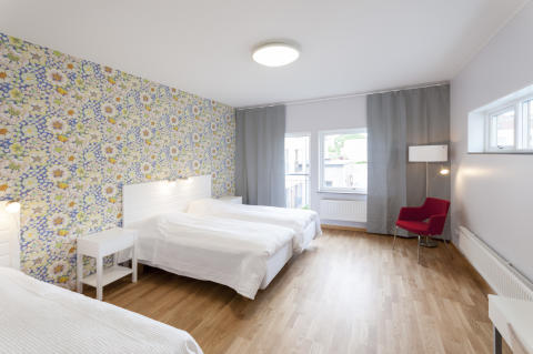 Sängvaruhuset SOVA stödjer Ronald McDonald Hus i Uppsala
