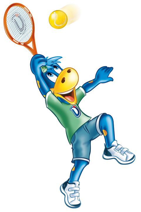 Danonino Dino Tennis