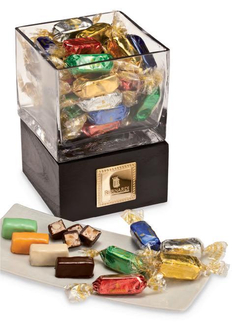 Nya nougatpraliner i vackra förpackningar från italienska konfektyrmästarna Bernardi
