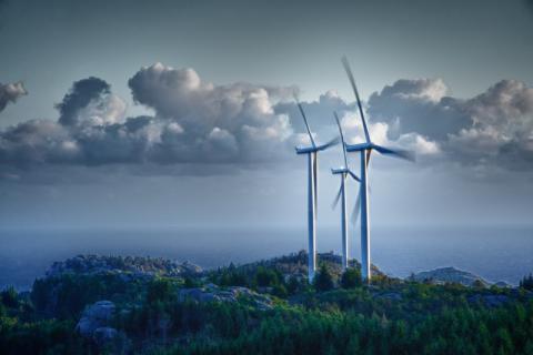 Veidekke medverkar till vindkraftspark i Ljusdal