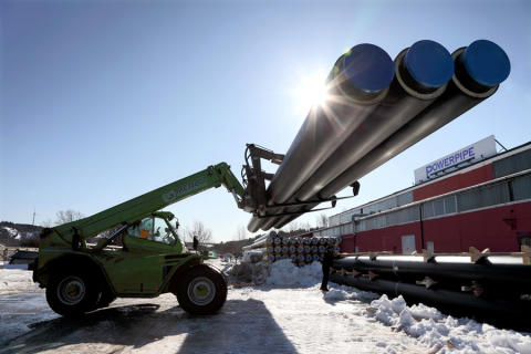 Powerpipe awarded contract to supply 18km DN700/900 pipes in Borås, Sweden