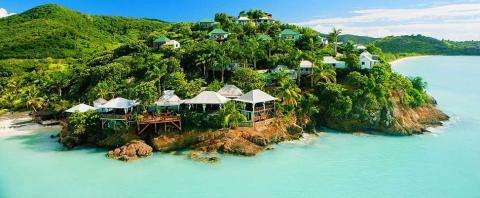 Cocos Hotel på Antigua