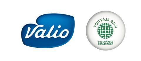 Valio Suomen vastuullisin tuotemerkki seitsemäntenä perättäisenä vuotena