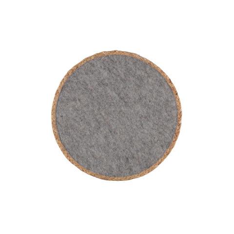 88500-02 Place mat felt Seagrass 7318161392715