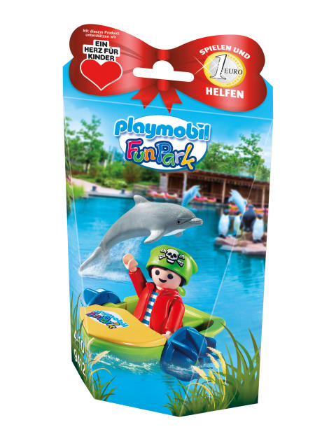PLAYMOBIL-FunPark Charity-Figur_Box rechts