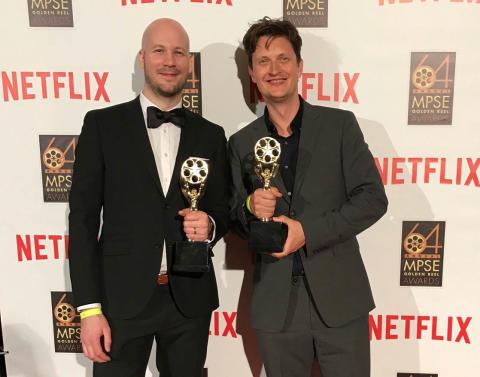 Internationellt filmpris till tidigare BTH-student