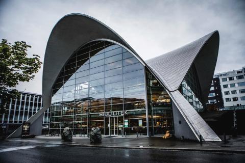 5 bibliotek Norge-besökaren inte får missa