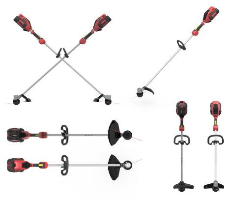 Honda 56VDC Gresstrimmer