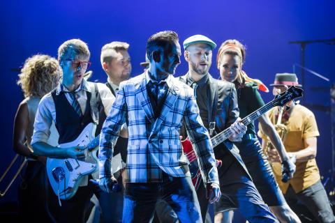 Orup spelar Viva La Pop för sista gången  på Cirkus den 20 december!