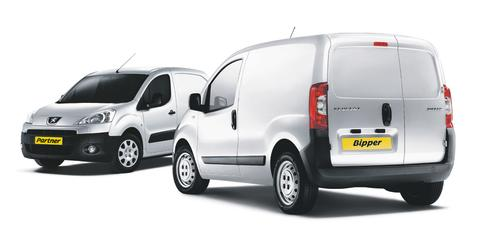 Automatgear til Peugeot Bipper Van og Partner Van uden merpris