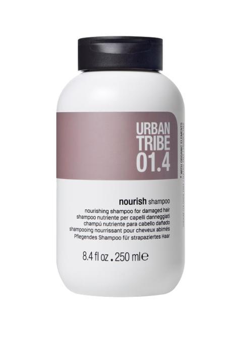 Urban Tribe 01.4 nourish shampoo
