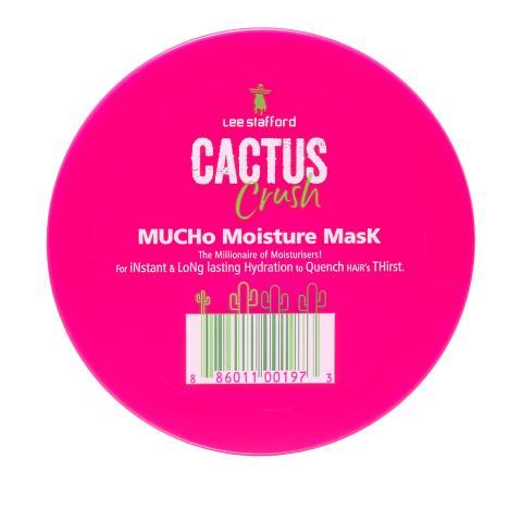 Lee Stafford CaCtus CruSH - MUCHo Moisture MasK - 149,-