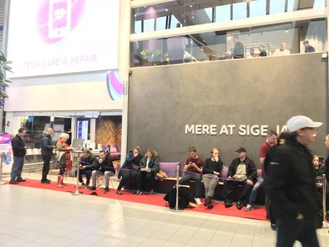 Telia lancerer nyt butikskoncept - tre butikker i én