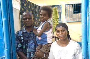 Lifeblood - inget barn ska behöva dö av diabetes, Diakese med familj
