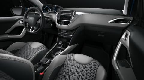 Stora framgångar för Peugeots SUV 2008