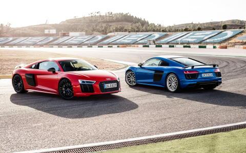 Audi R8 præsenteres af Tom Kristensen i ny video