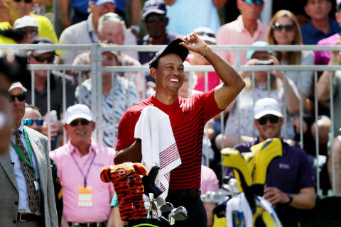 ​Tiger er klar favorit i Arnold Palmer Invitational