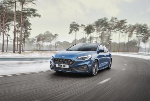 Der neue Ford Focus ST: Im Alltag entspannt, auf kurvigen Landstraßen und Rennstrecken faszinierend