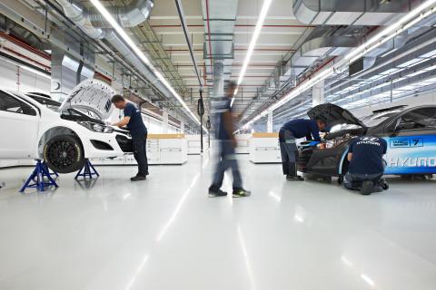 Hyundai Motorsport Tyskland