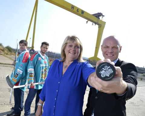 Giant sponsorship deal for Stena Line