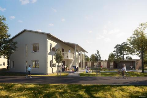 Riksbyggen öppnar dörrarna i Trollhättan/Vänersborg och över hela Sverige