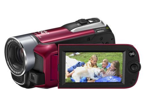 Den nya LEGRIA HF R-serien - Full HD-video som är enkel att filma och dela