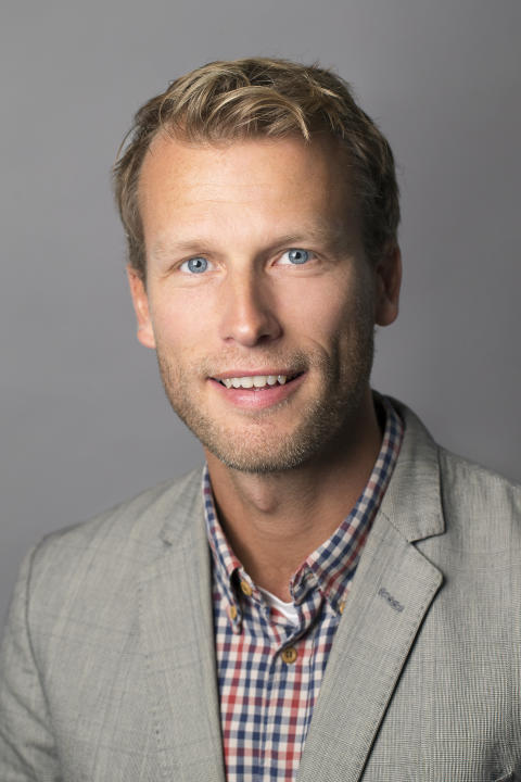 Robert Brunbäck, VP of Internet of Things, Telenor Group