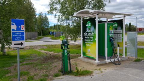 Umeå Energi går med i Power Circle