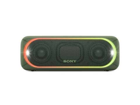 SRS-XB30 von Sony_grün_4