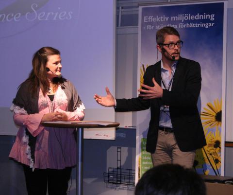 Miljödebatt i Upplands Väsby