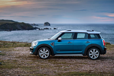 MINI Cooper S Countryman - siden