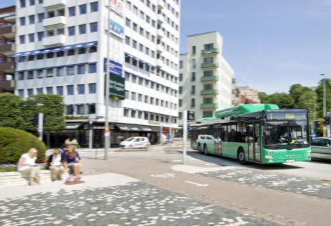 Fler och bättre resmöjligheter i Helsingborgs stadsbusstrafik den 17 augusti