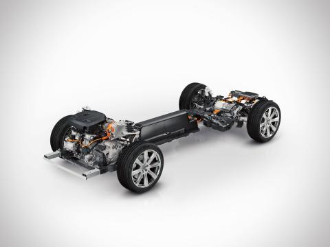 Volvo Car Group tecknar avtal med CATL och LG Chem om batterileveranser värt flera miljarder US-dollar
