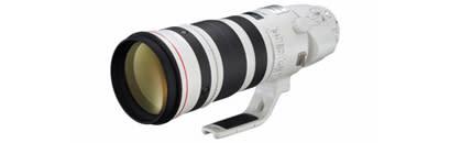 Canon presenterar en ny telezoom med inbyggd extender