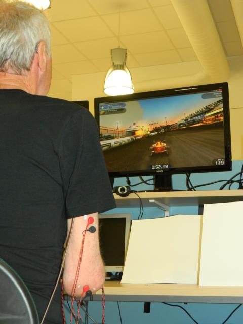 New method for the treatment of phantom limb pain/gaming