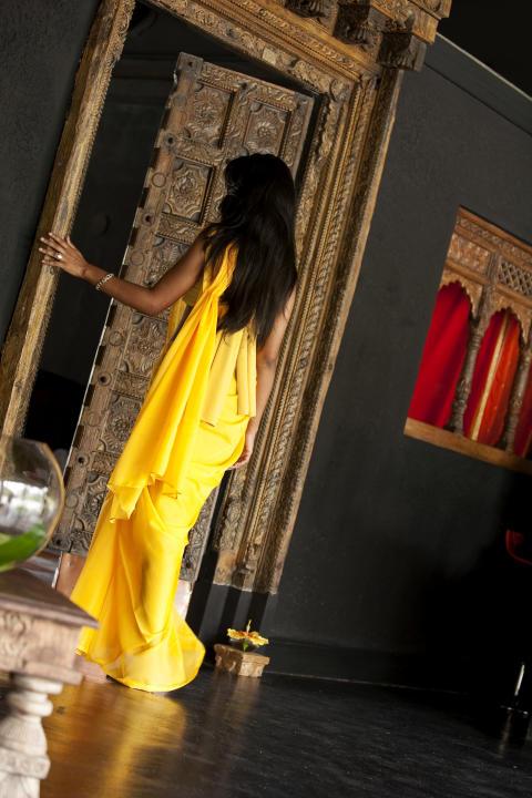 Mauritius_femme mauricienne en sari©MTPA_Bamba