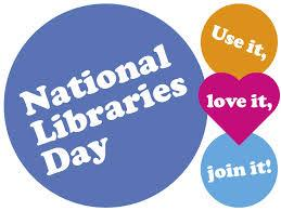 Huge range of events on National Libraries Day