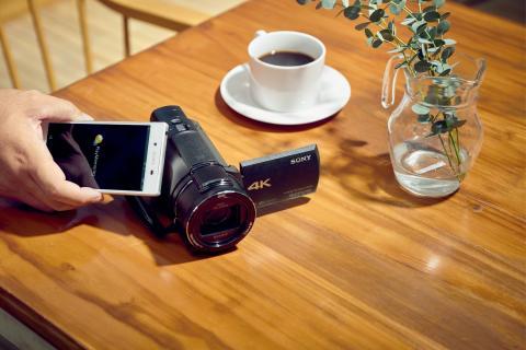 FDR-AX53 von Sony_Lifestyle_01