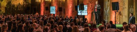 Envisa, modiga och engagerade personer och projekt årets vinnare av Sweden Green Building Awards