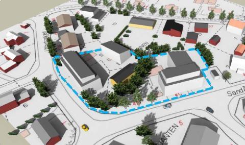 Ny detaljplan för bostäder på Grubbe