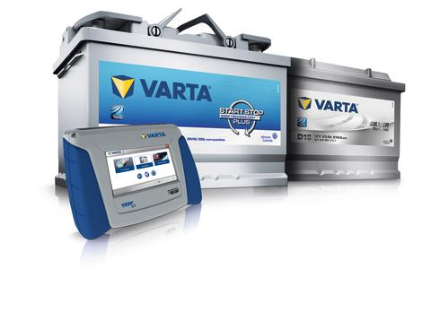 Johnson Controls introduces the next generation of the VARTA® Start-Stop Service Program (VSSP 2.1)