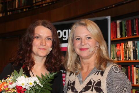 Pristagaren Merethe Lindstrøm - om tystnad som stör