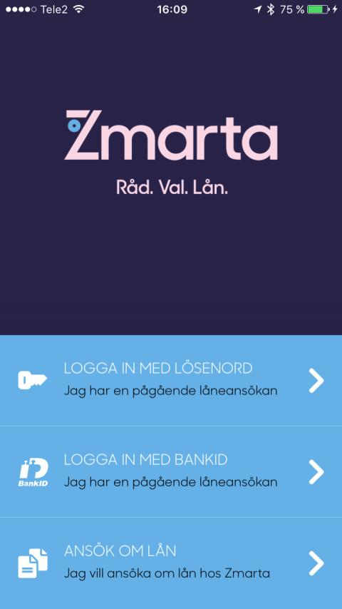 Zmarta App