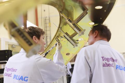 RUAG Space i Linköping söker Mekanikkonstruktör