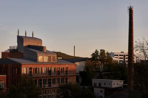 Formalinfabriken2, Nobelberget