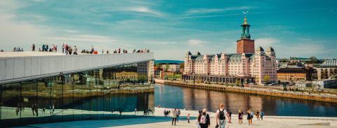 Oslo-Sthlm 2.55 i Almedalen: Lönsammaste järnvägsprojektet med stora vinster för klimat och samhälle