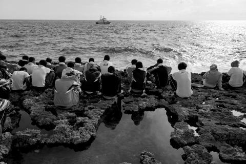 Röda Korset: Den pågående tragedin i Medelhavet måste stoppas