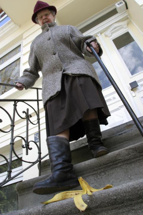 Seniorenunfallversicherungen: Auf die Details kommt es an