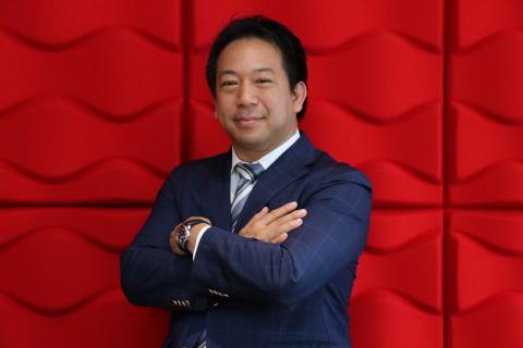 Hi-res image - YANMAR - Teruyuki Yamaoka is the new Vice President at YANMAR MARINE INTERNATIONAL