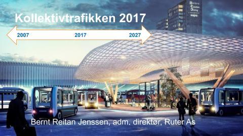 Trafikktall for 2017